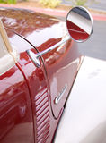 clasic mirror truck Στοκ Φωτογραφίες