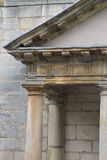 Clasical Building Facade Royalty Free Stock Images