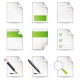 Clasifía el icono Foto de archivo libre de regalías