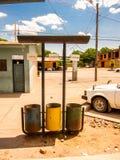 Clasificación inútil en Bolivia, el centro de en ninguna parte Foto de archivo libre de regalías