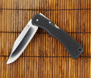Clasp knife Royalty Free Stock Photos