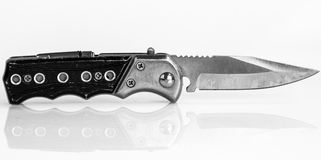 Clasp knife Royalty Free Stock Photography