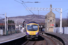 Free Class 185 Diesel Multiple Unit At Carnforth Royalty Free Stock Photography - 18643807