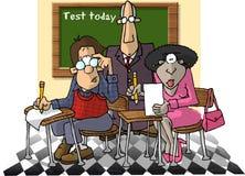 Class stock illustration