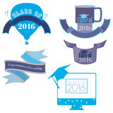 Class of 2016 Royalty Free Stock Photos