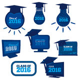 Class of 2016 Royalty Free Stock Images