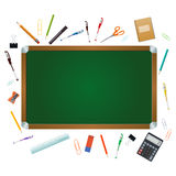 Class board Royalty Free Stock Images