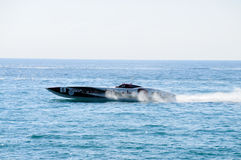 Class C1 Abu Dhabi In Action Stock Images