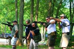 class firearms Στοκ εικόνα με δικαίωμα ελεύθερης χρήσης