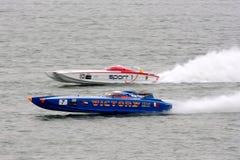 The Class 1 H2O racing Stock Photo