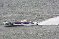 The Class 1 H2O racing, race 1 Stock Images