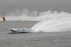 The Class 1 H2O racing, race 1 Royalty Free Stock Photos