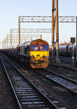 Class 66 Loco Royalty Free Stock Images