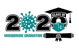 2020 class extreme masquerade graduation