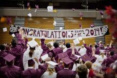 Class of 2014. Moline illinois class of 2014, graduation Royalty Free Stock Photo