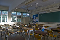 Class room Royalty Free Stock Image