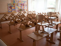 Class room Stock Photography
