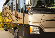 Class A RV Stock Photos