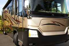 Class A RV Royalty Free Stock Photography