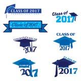 Class of 2017 Stock Photos