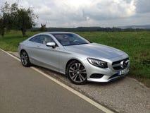 Classe Coupé de Mercedes s Image stock