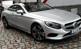 Classe Coupé de Mercedes s Photos stock