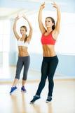 Classe d'aérobic. Images stock