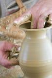Classe da cerâmica Fotos de Stock Royalty Free