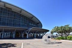 A classe Darwin Convention Centre do mundo imagens de stock