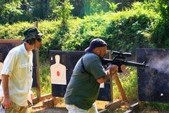 Classe das armas de fogo Imagens de Stock Royalty Free