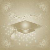 Classe das felicitações de 2015 Foto de Stock Royalty Free
