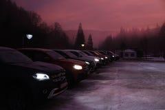 Classe de Mercedes-Benz X photos stock