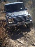 Classe de Mercedes g Photographie stock libre de droits