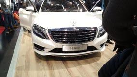 Classe de Mercedes S Foto de Stock Royalty Free