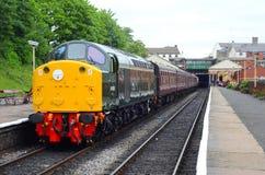 Classe diesel 40 número 40 106 da herança no ELR Imagens de Stock Royalty Free