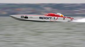 A classe 1 H2O que compete, raça 1 Imagens de Stock Royalty Free