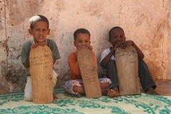classe le koran image libre de droits