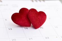 Classez au jour de valentines Image stock