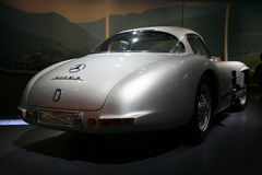 Classic 300sl mercedes-benz Royalty Free Stock Photography