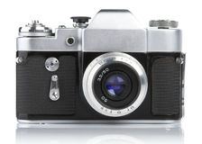 Classic 35mm Camera. Zenit-3M. stock photography