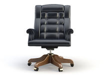 Classic 3d chair Stock Photo