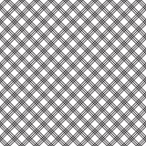 Classic abstract geometric vector seamless pattern Stock Image