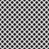 Classic abstract geometric vector seamless pattern Stock Images
