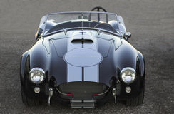 Classic AC Cobra Royalty Free Stock Images