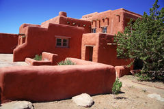 Classic adobe house Royalty Free Stock Photography