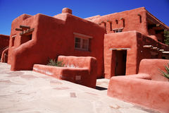 Classic Adobe House Royalty Free Stock Image