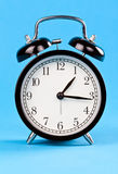 Classic alarm clock Stock Photo
