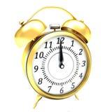 Classic alarm clock Stock Images