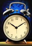 Classic alarm clock Royalty Free Stock Photos