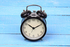 Classic alarm clock Royalty Free Stock Image